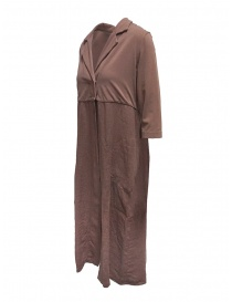 European Culture long fleece and linen jacket