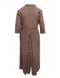 European Culture giacca lunga in felpa e lino prezzo
