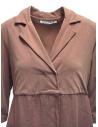 European Culture giacca lunga in felpa e lino 55NU 2841 1377 acquista online