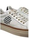BePositive Anniversary sneakers bianche con occhielli dorati S0ARIA01/LEV WBN acquista online