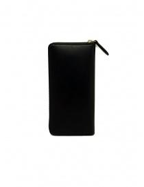 Slow Herbie long wallet in black leather price