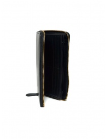 Slow Herbie portafoglio lungo in pelle nera portafogli acquista online