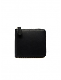 Slow Herbie small square wallet in black leather price