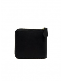 Slow Herbie small square wallet in black leather wallets buy online