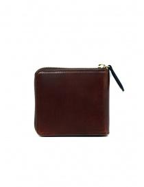 Slow Herbie portafoglio piccolo quadrato pelle marrone portafogli acquista online