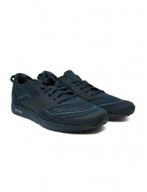 Mens shoes online: Descente Delta Tri Op blue triathlon shoes