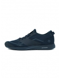 Descente Delta Tri Op blue triathlon shoes