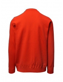 Descente Fusionknit Chrono fluo orange track jacket price