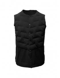 Mens vests online: Allterrain D.I.S. Down Vest black padded vest