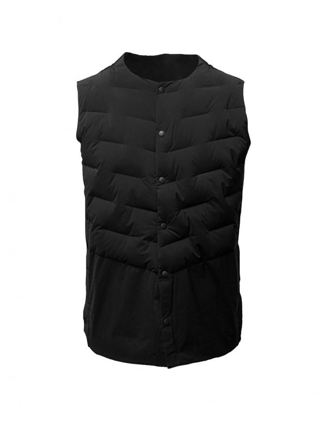Allterrain D.I.S. Down Vest black padded vest DAMPGC43U BLK mens vests online shopping
