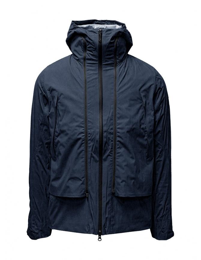 Descente giacca Tansform blu navy DAMPGC34U NAVY giubbini uomo online shopping
