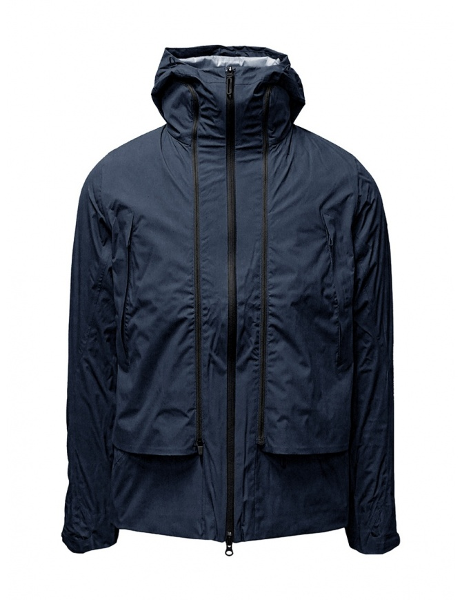Descente navy blue Transform jacket DAMPGC34U NAVY mens jackets online shopping