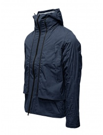 Descente giacca Tansform blu navy