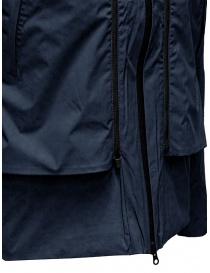 Descente giacca Tansform blu navy giubbini uomo prezzo