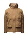 Descente khaki Transform jacket buy online DAMPGC34U KHAKI