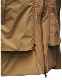 Descente giacca Transform khaki giubbini uomo prezzo
