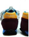 Kapital sneakers argentata ricamata prezzo K1910XG535 SILVERshop online
