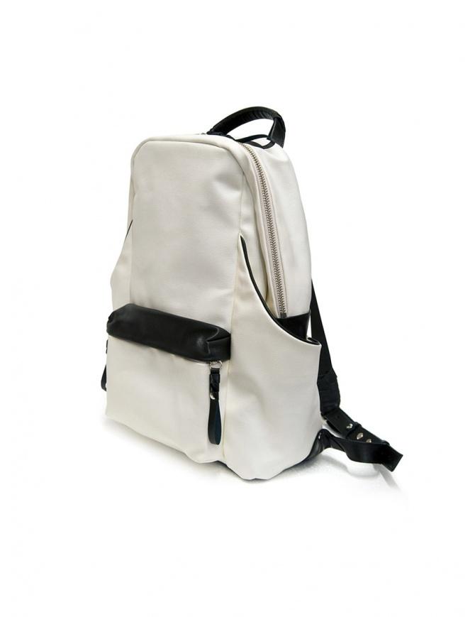 Cornelian Taurus zaino bianco e nero CO15SSTR050 WHITE borse online shopping