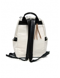 Cornelian Taurus black and white backpack