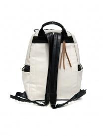 Cornelian Taurus black and white backpack buy online