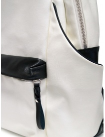 Cornelian Taurus zaino bianco e nero borse acquista online