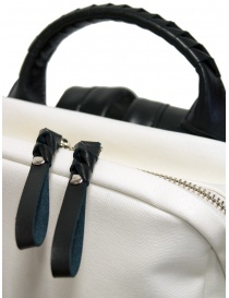Cornelian Taurus zaino bianco e nero borse prezzo