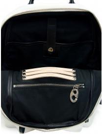 Cornelian Taurus black and white backpack buy online price