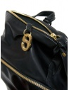 Cornelian Taurus black leather backpack with front handles price CO19FWTS010 BLACK shop online