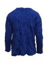 Plantation camicia blu con fiori in rilievo PL07JJ146-12 L.BLUE prezzo