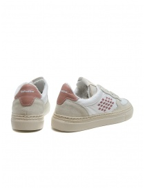 BePositive VeeShoes Track_09 sneakers in white and pink price