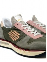 BePositive Cyber Run green and pink sneakers CYBER RUN S0CYBER01/NYL MIL buy online