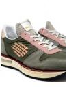 BePositive Cyber Run sneakers verdi e rosa CYBER RUN S0CYBER01/NYL MIL acquista online
