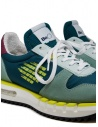 BePositive Cyber Run teal and yellow sneakers CYBER RUN S0WOCYBER01/NYL OCT buy online