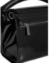 Zucca mini borsa in PVC nera trasparente ZU07AG268-26 BLACK acquista online
