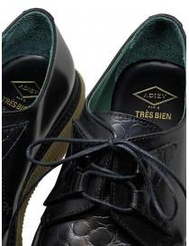 Adieu X Très Bien Type 141 derby nere in pelle calzature uomo prezzo