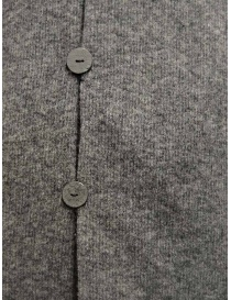 Label Under Construction cappotto reversibile nero-grigio acquista online prezzo