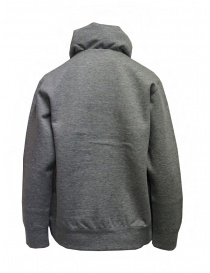 Mercibeaucoup, gray balloon neck sweatshirt
