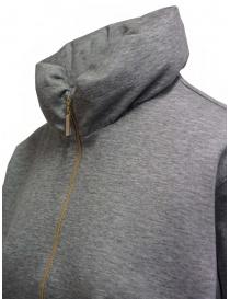 Mercibeaucoup, gray balloon neck sweatshirt price