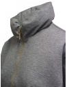 Mercibeaucoup, gray balloon neck sweatshirt MB07JO802-24 GRAY price