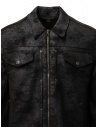 John Varvatos black trucker jacket K3264W1 BRG23 BLK 001 price