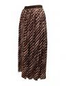 Kolor metallic geometric print skirt shop online womens skirts