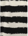 John Varvatos white and black horizontal striped t-shirt K3258W1 BSC12 BLK 001 price