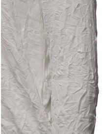 John Varvatos white crumpled cotton t-shirt price