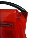 Zucca borsa rossa trasparente in PVC con tracolla ZU07AG174-21 RED acquista online