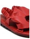Trippen Embrace F sandali incrociati rossi prezzo EMBRACE F VST WAW REDshop online