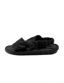 Trippen Embrace F black crossed sandals price