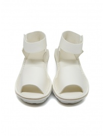 Trippen Scale F white leather sandals price