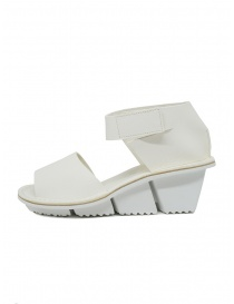 Trippen Scale F sandali bianchi in pelle