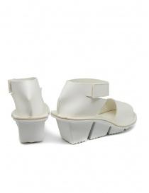 Trippen Scale F sandali bianchi in pelle calzature donna acquista online