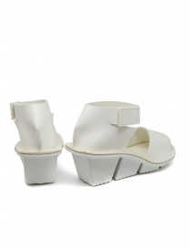 Trippen Scale F white leather sandals womens shoes buy online